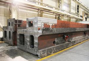 96吨龙门镗铣床立柱