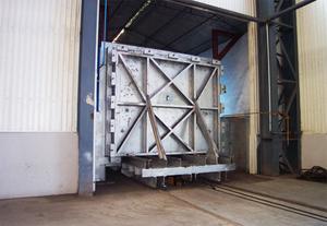 60吨自动控温时效退火窑